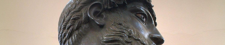 bronze statue 1600