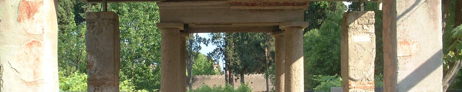 pompeii gardens of quartio