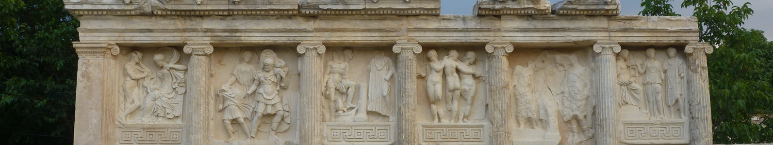 Sebasteion, Aphrodisias, SW Turkey