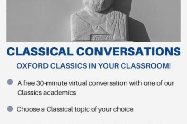 Poster for Classical Conversations