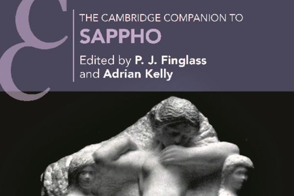 the cambridge companion to sappho cover listing cropped