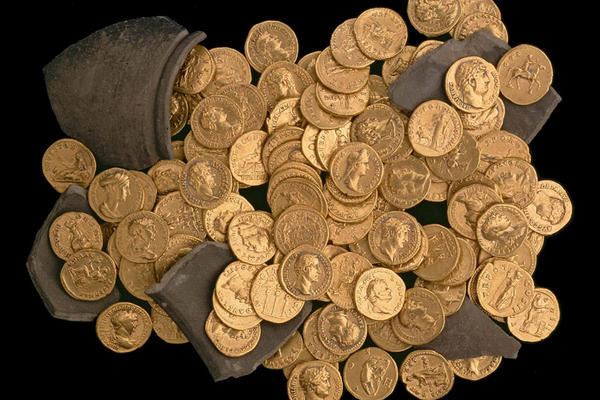 didcot coin hoard