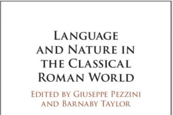 language and nature in the classical roman world
