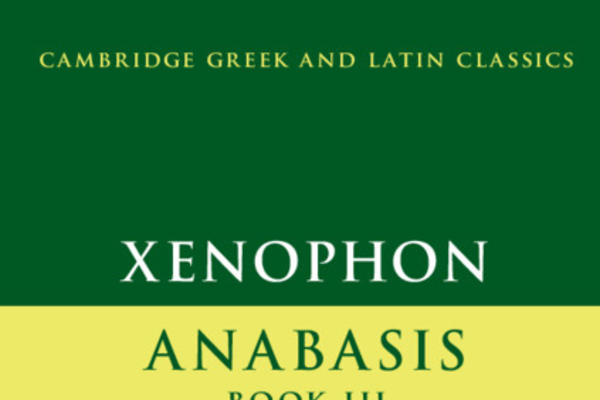 xenophon anabasis iii cover