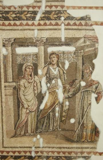 antioch house of iphigenia