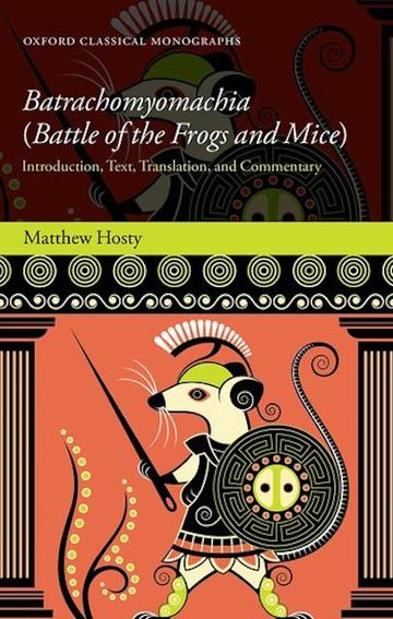 battle of frogs and mice