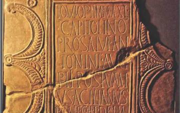 Roman Inscriptions of Britain