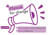 speak for change image